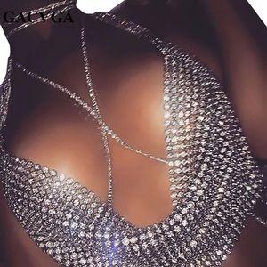 Accessories - 💎It's Here💎 Crystal Rhinestone Metal Top